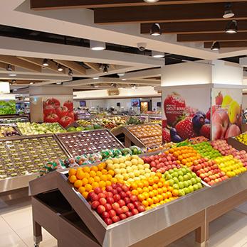 fresh Fruits. image. fresh vegetables. image. cold storage & Dashmesh Cold Storage